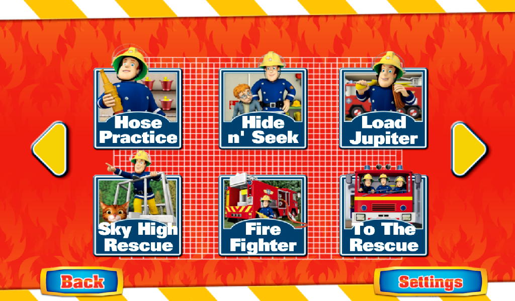 Fireman Sam - Fire and Rescue