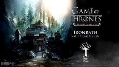 Игровой сериал Game of the Thrones