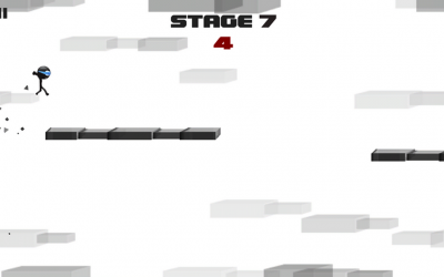 Stickman Impossible Run