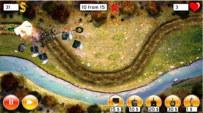 Tower Defense 2015