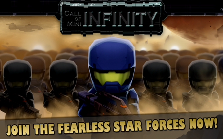 Call of Mini – Infinity