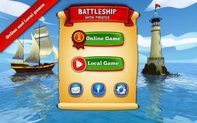 Battleship with Pirates No Ads