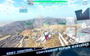 Jet fighters: Modern air combat 3D
