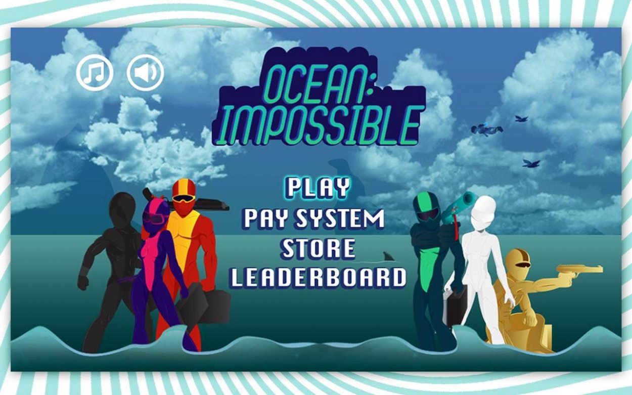 Ocean:Impossible Pro