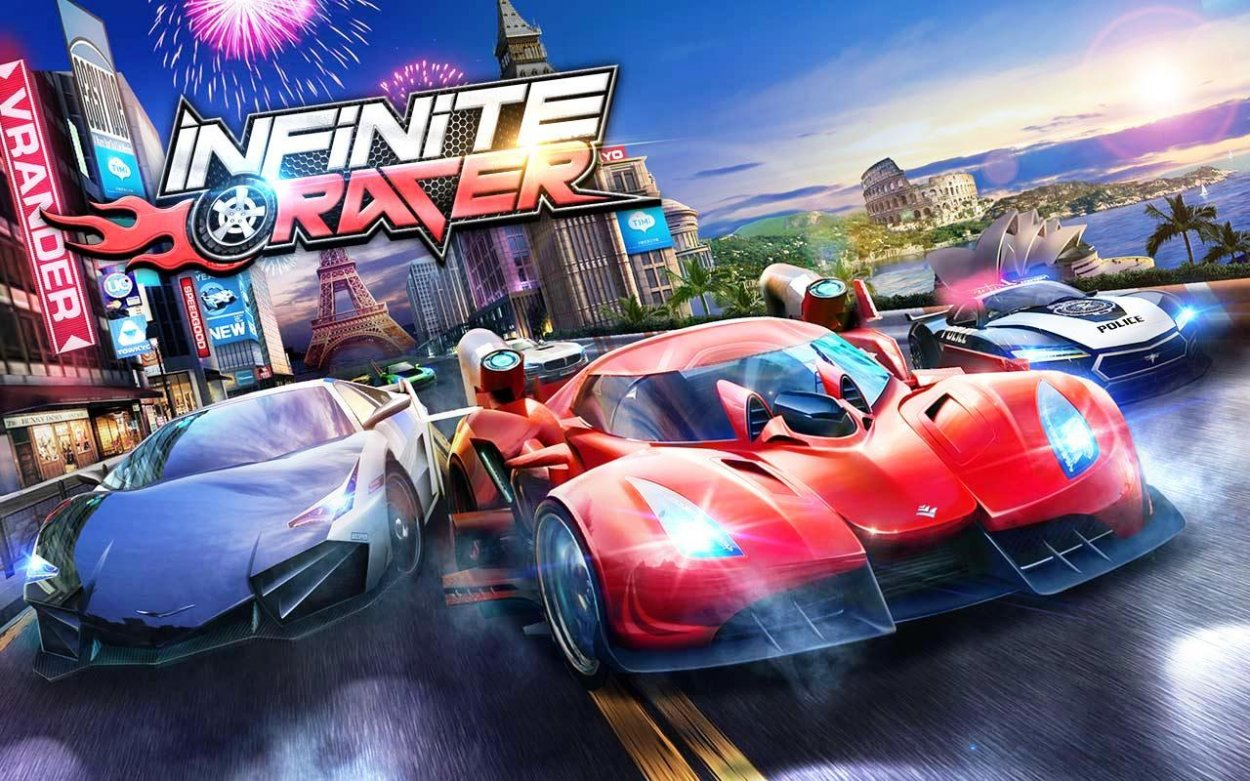 Infinite Racer - BETA