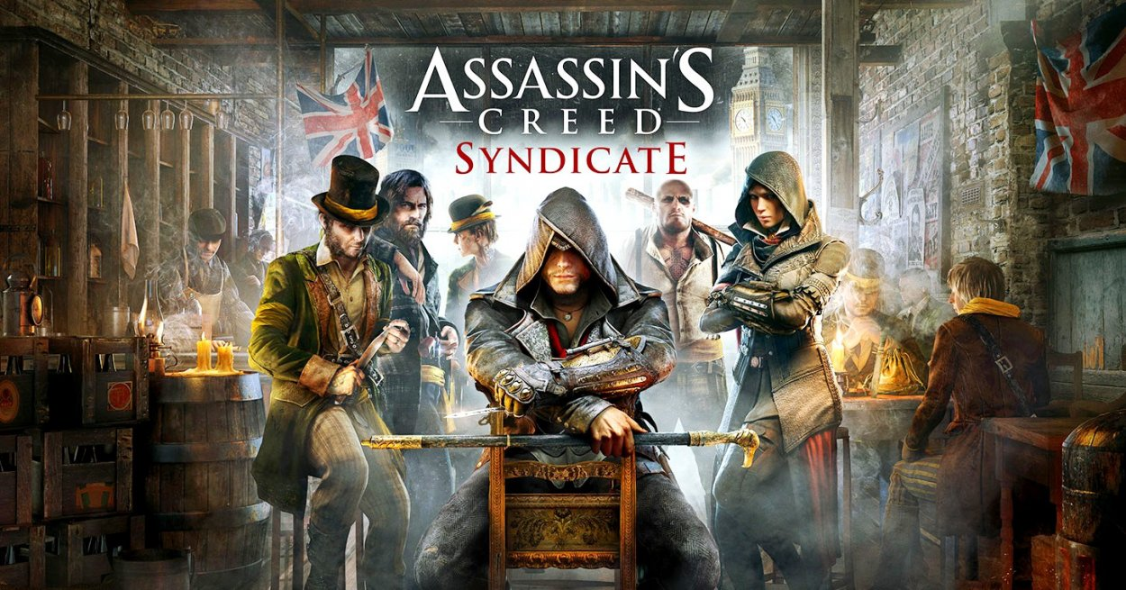 Скачать Assassins Creed Syndicate на Андроид