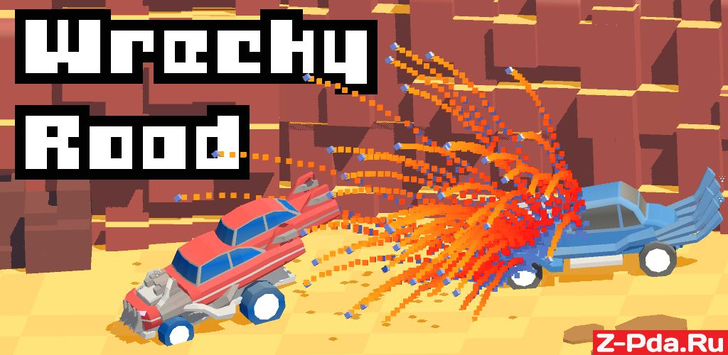 Wrecky Road: Canyon Carnage